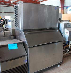 Good quality 800kg Ice Cube Machine  ( Scotsman machine)