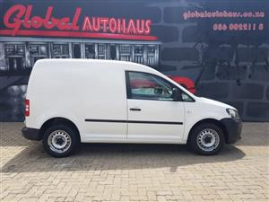 2013 VW Caddy 2.0TDI panel van