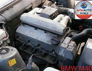 Complete Second hand used engines, BMW E21/E28/E30/E34 6 CYLINDER 12V, BMW M20