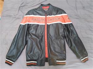 Harley Davidson Victory Lane Men's Leather Jacket