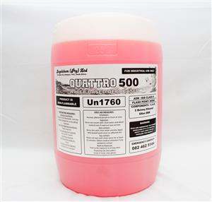 Quattro 500 Water based degreaser 25L