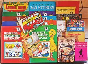 Lot of 20 Kids Books