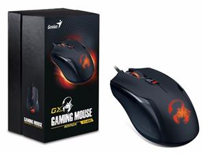 New Genius GX Gaming Mouse AMMOX X1-400