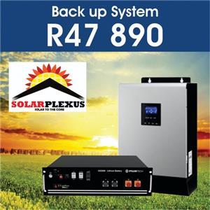 Solar Energy Backup Power