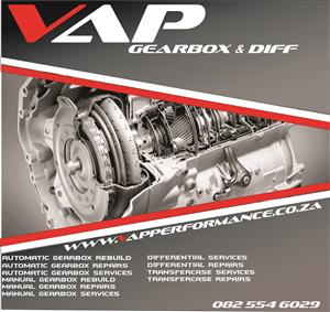 Gearbox & Diff Repairs (services)