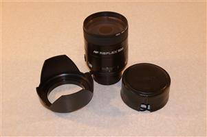 Minolta Autofocus AF-500 f8 Mirror lens (for Sony)