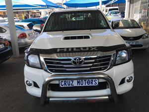 2015 Toyota Hilux 3.0D 4D Xtra cab Raider