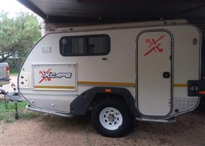 2011 Jurgens Xcape Offroad Caravan