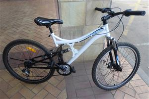 Size 26 Dual Force Bicycle