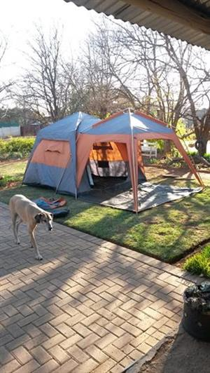 Tent toop
