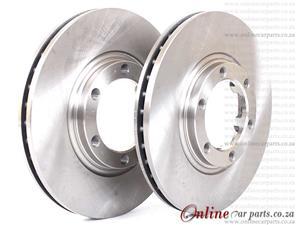 Mitsubishi Space Gear 2.4 Brake Discs