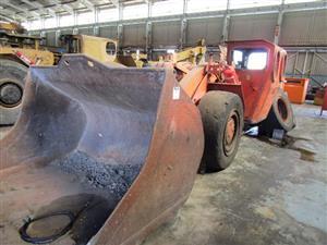 Toro T006, Stripped Load Haul Dumper - ON AUCTION
