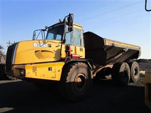 Bell B30D, 6X6 Articulated Dump Truck - ON AUCTION
