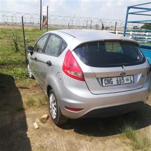 2012 Ford Fiesta 1.4 5 door Ambiente