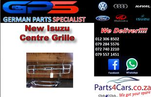 New Isuzu Centre Grille for Sale
