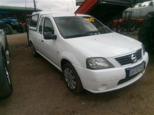 2007 White NISSAN NP200 4X2 Pre-Owned Car