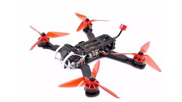 Racing quad drone