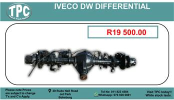 Iveco Dw Differential Used For Sale