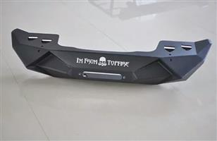 Topfire fury series front steel bumper