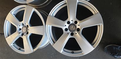 18 inch Merc Mags for sale