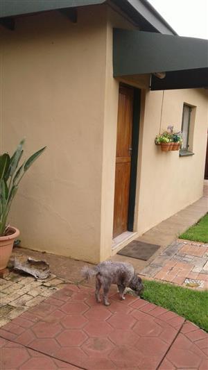 Eenmanswoonstel Moot, Pretoria – Klein te huur