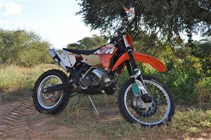2011 KTM 300 XCW