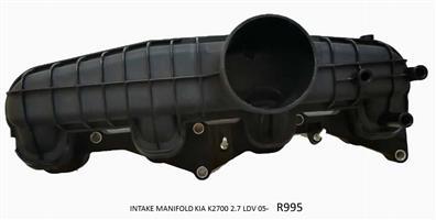 New INTAKE MANIFORLD KIA K2700 2.7 LDV 05
