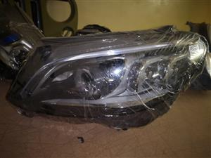 Mercedes benz W205  headlamps available for sale
