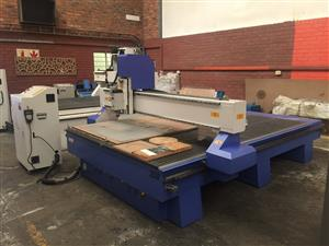 woodworking machine 2000x3000mm with 6kw air cooled spindle