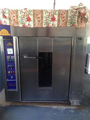 Macadam Oven & single door proofer