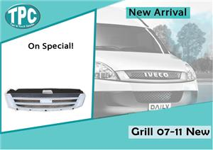 Iveco Daily  New Grill 07-11 For Sale at TPC