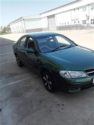 2001 Nissan Almera 1.6 Luxury