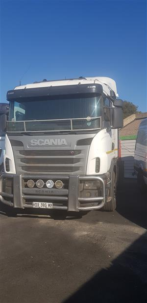 2013 Scania G460 (6x4) Truck Tractor