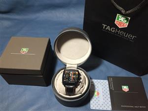 TAG Heuer Monaco Calibre 36 Automatic Watch