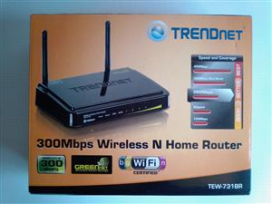 Trendnet  Router Home WiFi  300kbps