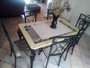 Dining table..plus table
