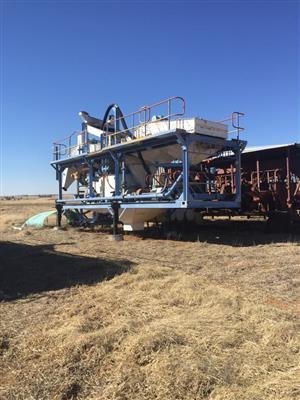 DMS (Density Medium Separator) 50 ton per hour