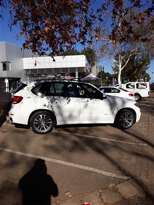 2017 BMW X5 xDrive30d M Sport