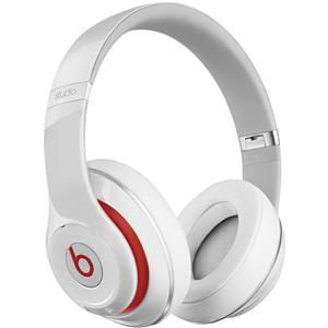 Beats Studio 2.0 Wired OverEar Headphone - White