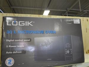 Logik 30l Microwave