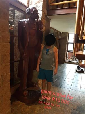 Giant statue for sale