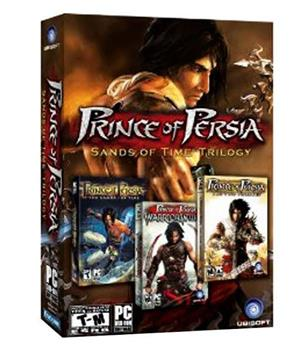 PC GAME: Prince of Persia Trilogy