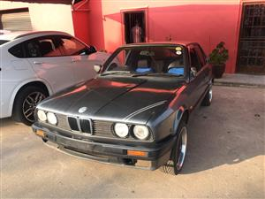1992 BMW 3 Series 316i