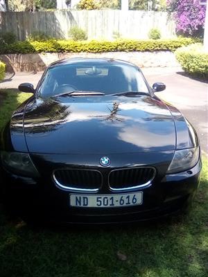 2007 BMW Z4 3.0si coupé
