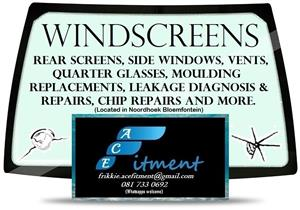 Windscreens and other automotive glass