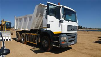 Site clearance, rubble removals, tlb hire