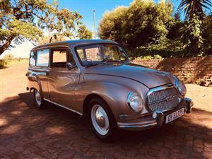 1960 DKW 1000 SW