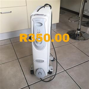 Logik oil heater for sale