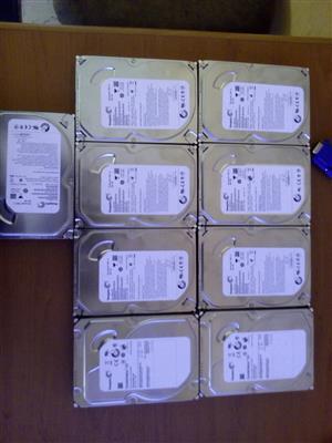 1 TB internal desktop harddrives