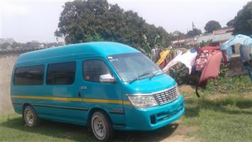 2011 CAM Inyathi